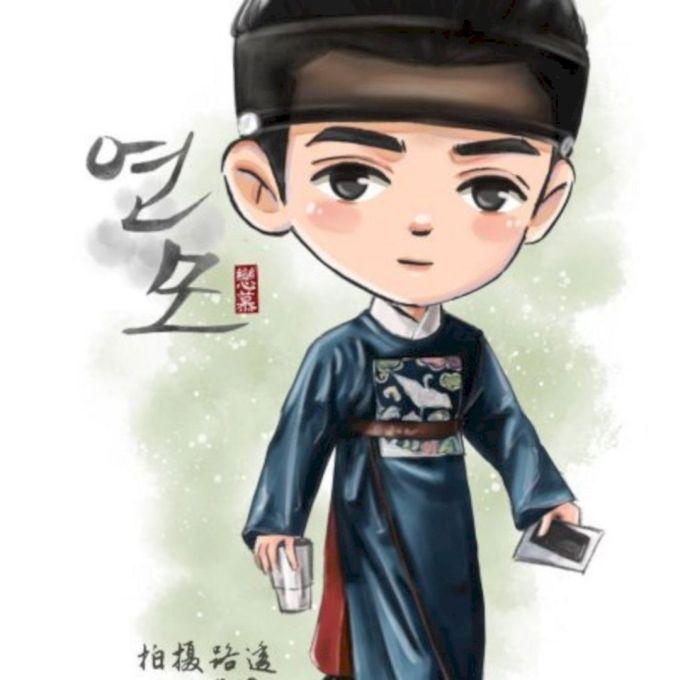 Drama Sageuk The King's Affection (Yeonmo)