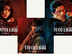 Netflix Korea Bagikan Poster Karakter Utama dari Drama Upcoming My Name