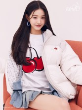 Jang Wonyoung at Kirsh