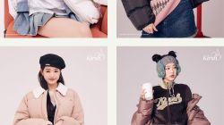 Yuk Intip Manisnya Jang Wonyoung dalam Foto foto Pemotretan untuk Koleksi Brand Outwear Kirsh dengan Tajuk 21 AW 'We're All Kirsh'