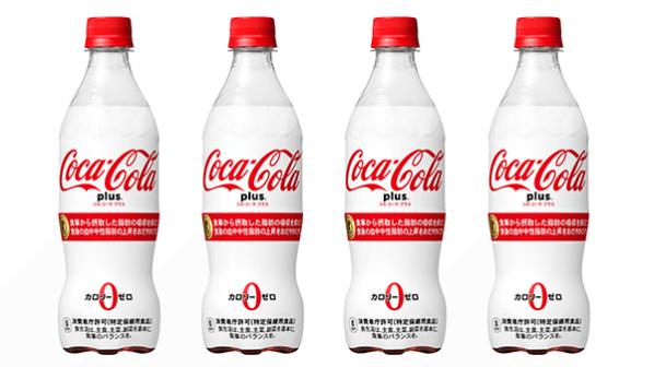 diet coke plus fiber
