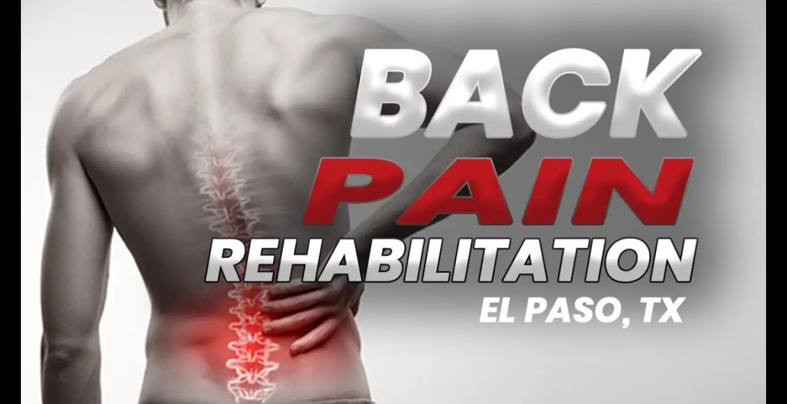 11860 Vista Del Sol Ste. 128 *BACK PAIN* Rehabilitation   El Paso, Tx (2019)