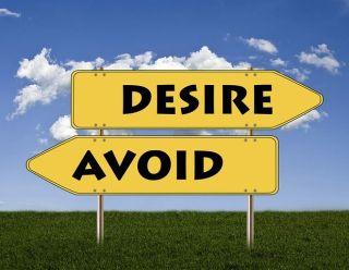 desire vs avoid