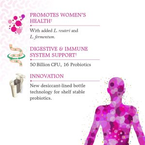 Garden of Life Women's Benefits