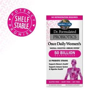 Garden of Life Women's Shelf Stable