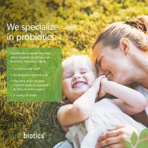 Hyperbiotics Pro-15 statements