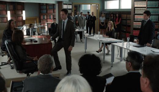SUITS/スーツ シーズン1第8話のあらすじと感想