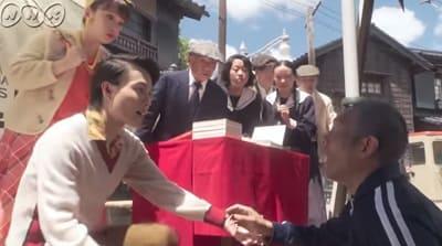 大河ドラマ『いだてん』第42回感想 四三と小松