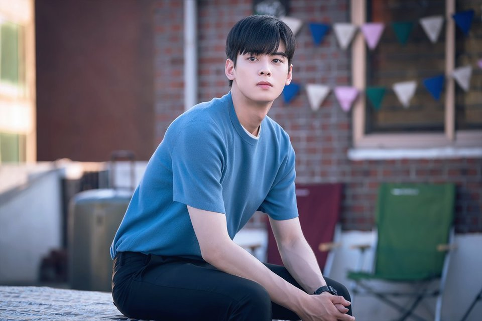 Who is Cha Eunwoo? Intro to ASTRO's Face Genius - DramaCurrent