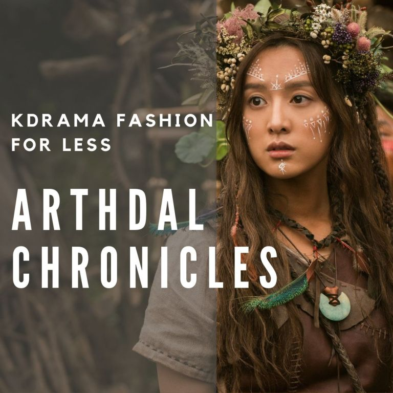 Kdrama Fashion For Less: Arthdal Chronicles