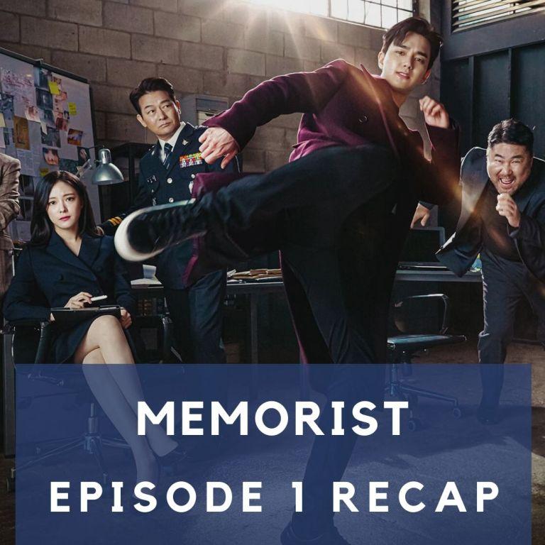 Recap: Memorist, Episode 1