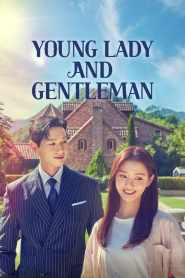 A Gentleman and a Young Lady