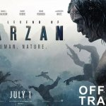 The Legend of Tarzan (2016) BluRay