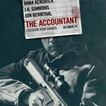 The Accountant (2016) BluRay