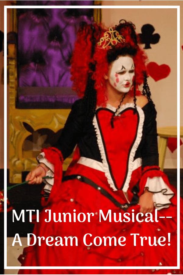 MTI Junior Musicals– A Dream Come True!
