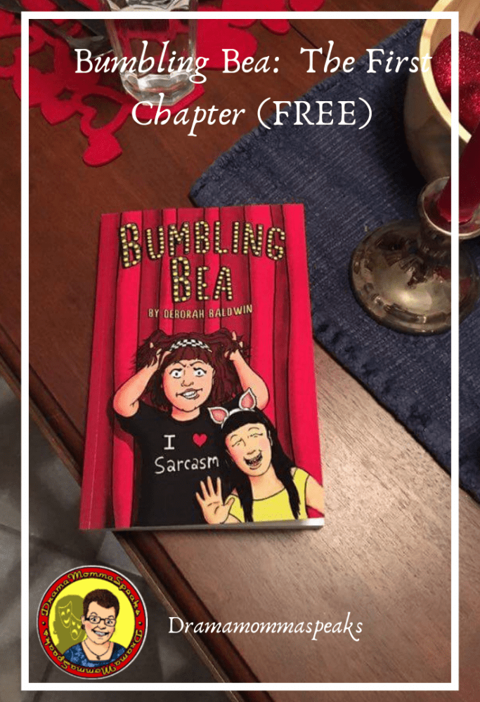 Bumbling Bea:  The First Chapter