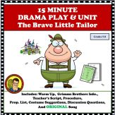 THE BRAVE LITTLE TAILOR COVER