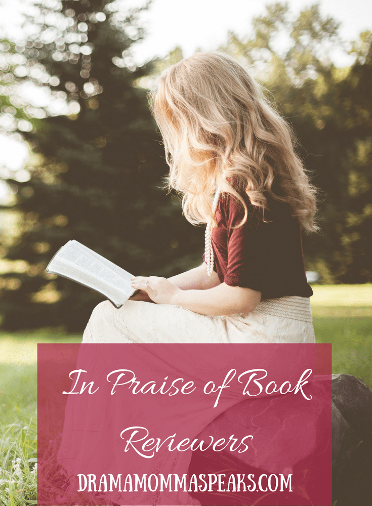 In Praise of Book Reviewers