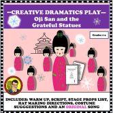 OjiSan C. Dramatics Cover