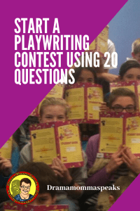 How to Start a Playwriting C