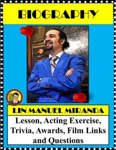 Lin Manuel Miranda Biography