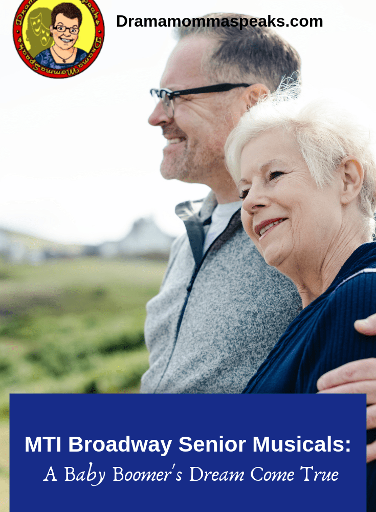 MTI Broadway Senior Musicals:  A Baby Boomer's Dream Come True