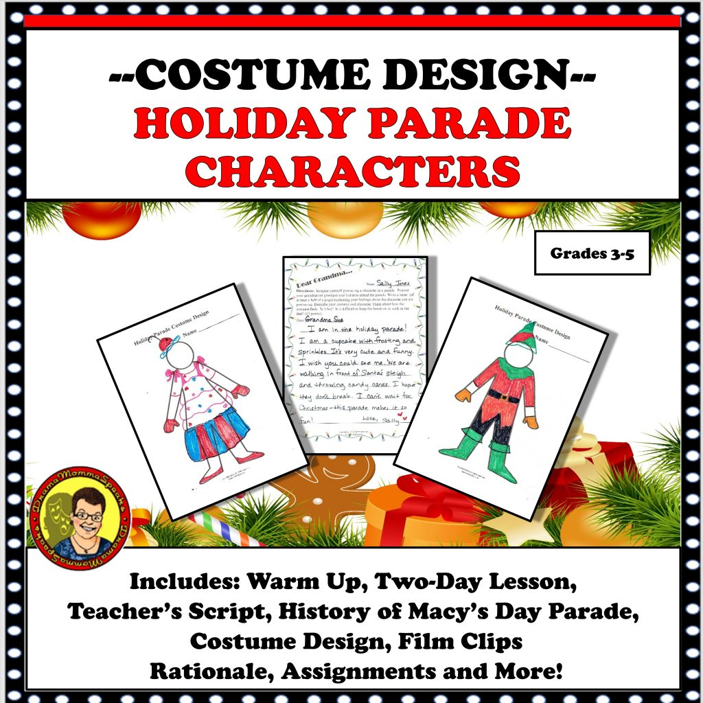 COSTUME DESIGN WITH HOLIDAY PARADE CHARACTERS .jpg