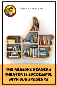 The Reasons Reader's Theater is Successful with Our Students