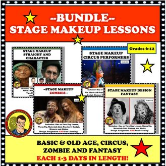 BUNDLE STAGE MAKEUP