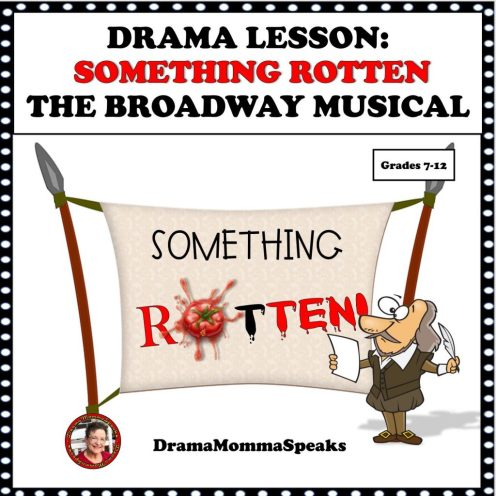 SOMETHING ROTTEN BRPADWAY LESSON