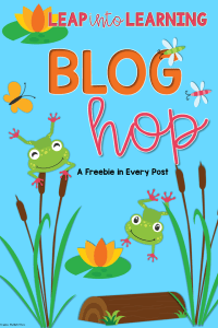 Free Teaching Resources Blog Hop