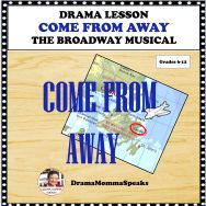 The Essential Drama Integration Guide for Come From Away the Broadway Musical