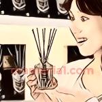 小林製薬 サワデー 香るスティック「私の香りみつけた」篇 広瀬未花
