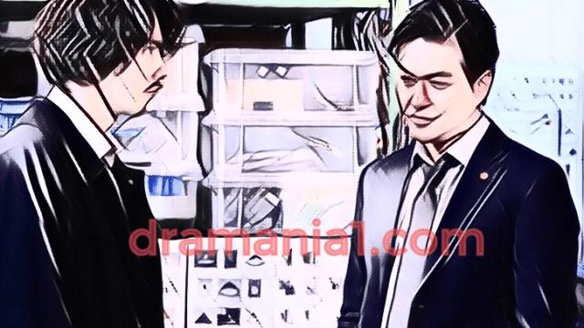 ドラマ『ニッポンノワールー刑事Yの反乱ー』考察【連れ去られた克喜、そして清春が南部に逮捕されてしまった!】