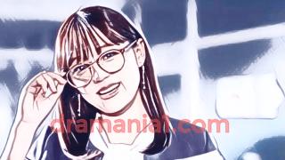 サテライトオフィス (2020)CM女優は誰?【メガネ姿が似合う篠崎愛】