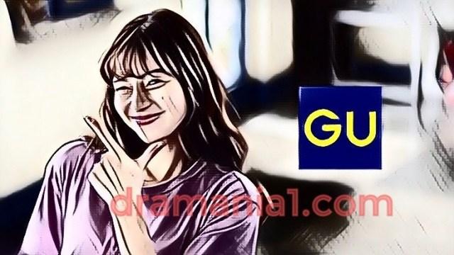 GU(ジーユー)2020CM女優は誰?【白衣の戦士コンビの女性は中条あやみ&水川あさみ】