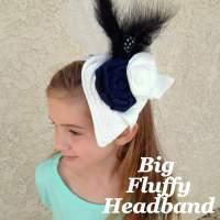 Big Fluffy Headband