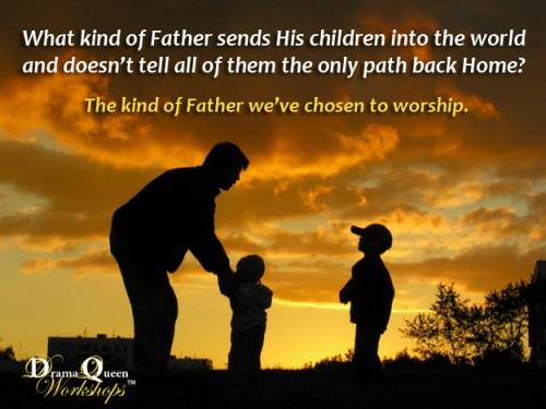 Unfair father