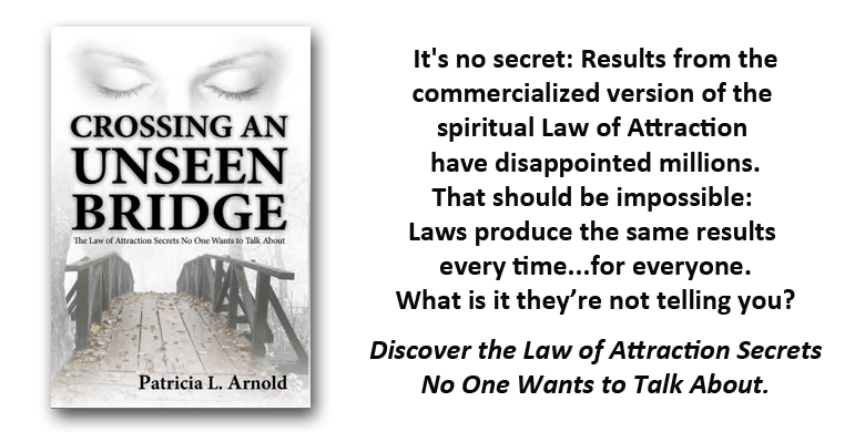 Crossing an Unseen Bridge: The Law of Attraction Secrets No One Wants to Talk About