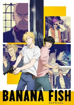 Nonton Banana Fish Episode 12 Subtitle Indonesia