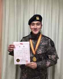 DWASOK Siwon military