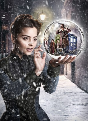 Programme Name: Doctor Who - TX: 25/12/2012 - Episode: n/a (No. n/a) - Embargoed for publication until: 05/12/2012 - Picture Shows: **STRICTLY EMBARGOED FOR USE UNTIL 00:00:01 WEDNESDAY 5th DECEMBER** Jenna-Louise Coleman - (C) BBC - Photographer: Adrian Rogers