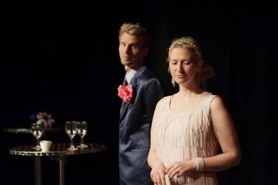 Mabel Chiltern und Lord Goring, Foto Alexander Zipes
