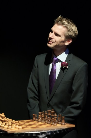 Lord Goring, Foto Alexander Zipes