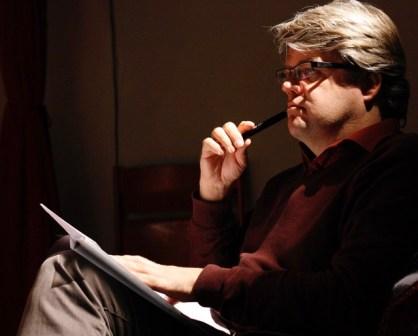 Regisseur Tobias Grimbacher