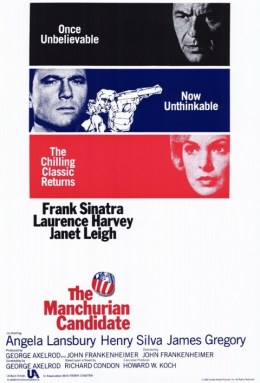 Image result for the manchurian candidate 1962