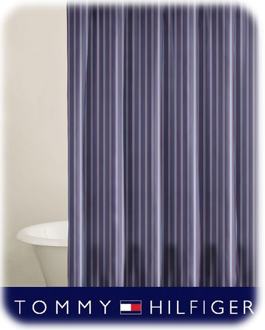 Tommy Hilfiger Shower Curtain Dramatically Beautiful Home Blog