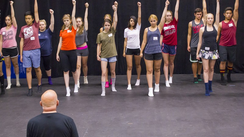 High School Summer Conservatory · School of Dramatic Arts ...