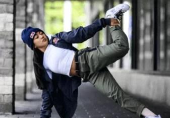 「ブレイクダンサー、ビーガールの(ローガン・エドラ)がカッコよすぎる」のアイキャッチ画像