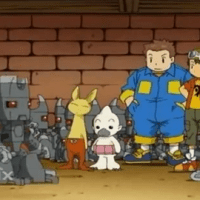 Anime: Digimon Frontier - Episode 5 Summary